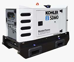 SDMO compact power generator R0016RC-00